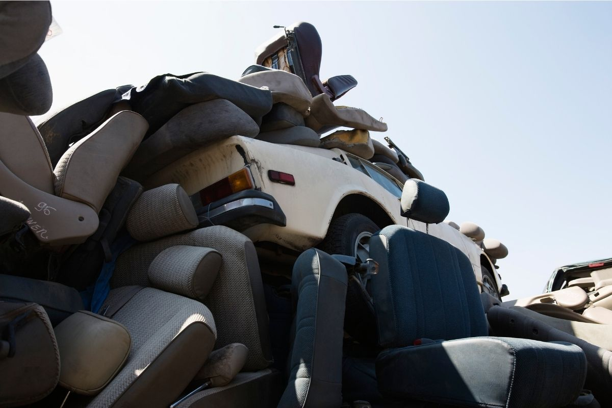 Car Seat Recycling