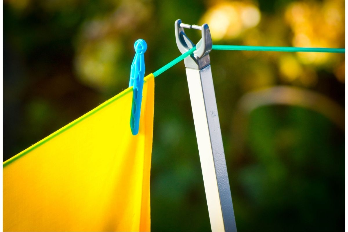 DIY Clothes Drying Line Ideas