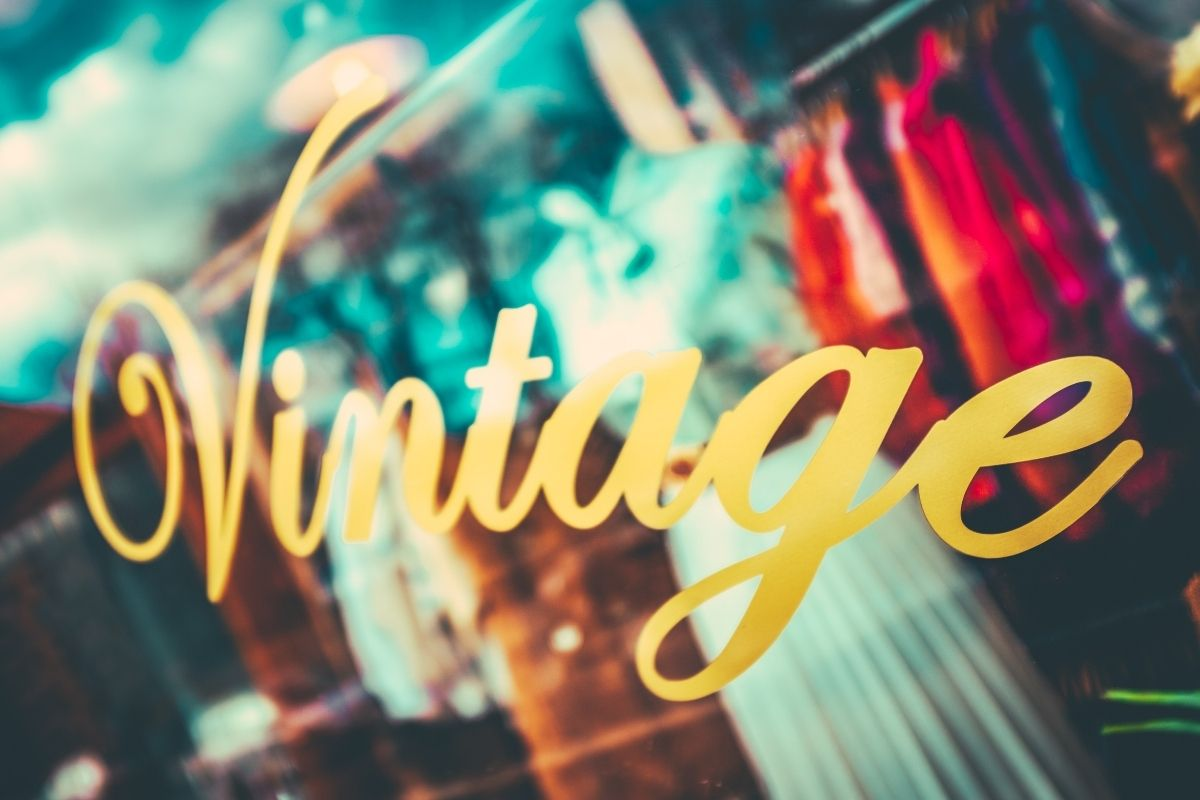 Second Hand Stores To Find Used & Vintage Clothing