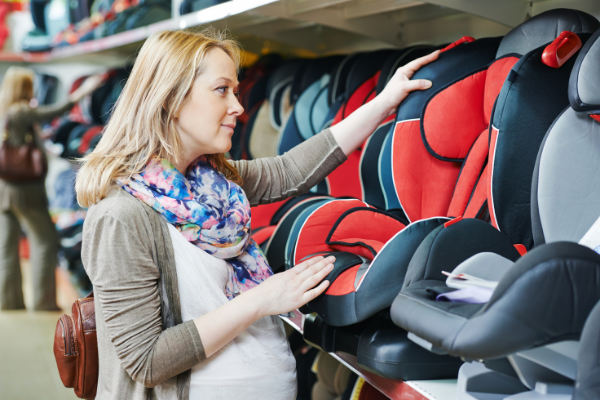 car seat recycling programs