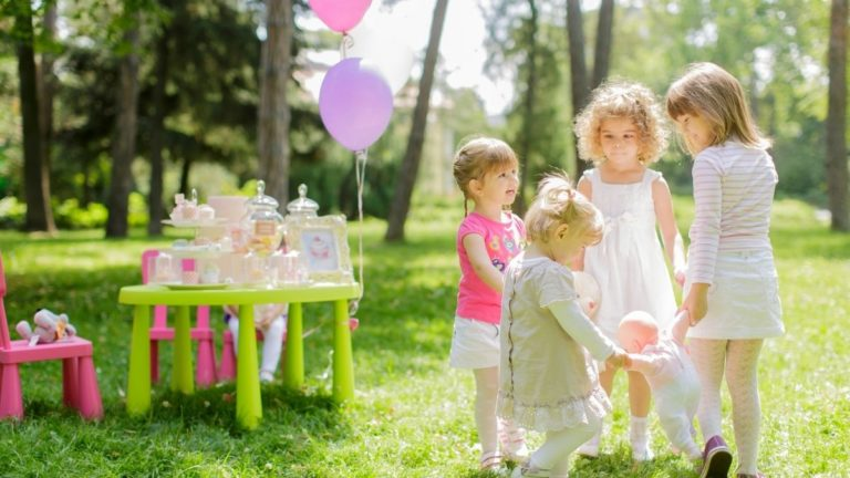 Green Birthday Party For Kids – 13 Greenspirational Ideas
