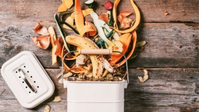 What is Bokashi Composting