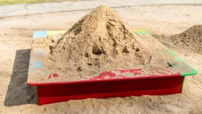 How Much Sand For Sandbox: Turtle, Crabbie, Step 2, And More