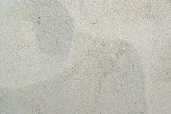 sand with common rocks