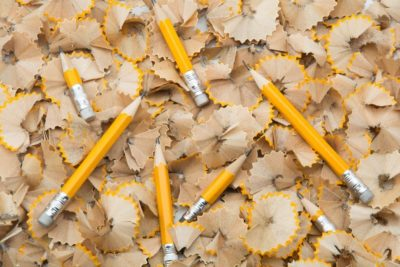Can You Compost Pencil Shavings Recycling Pencil Shavings for the Garden
