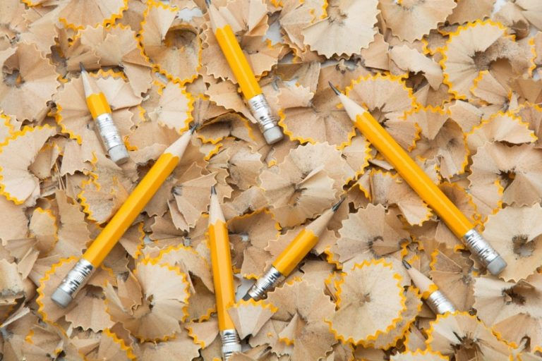 Can You Compost Pencil Shavings? | Recycling Pencil Shavings for the Garden