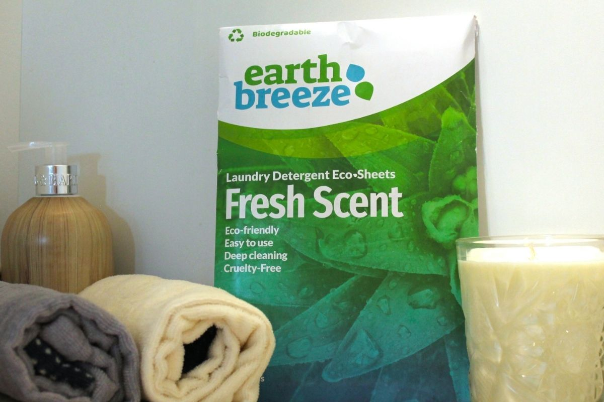 Earth Breeze Laundry Sheets Review