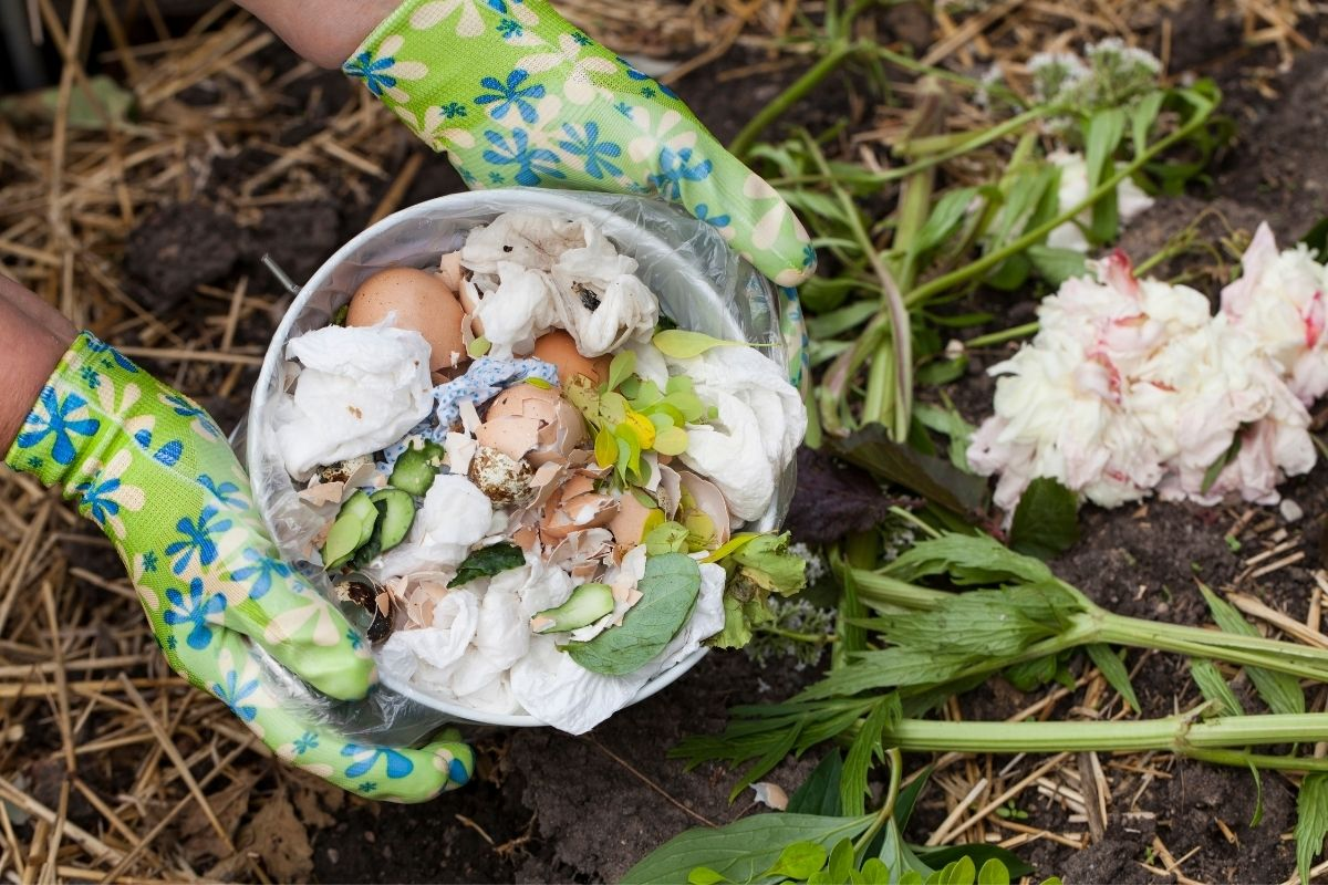 How Do I Start A Compost Bin? [And Make Great Compost]!
