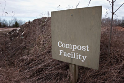 compost toilet facility